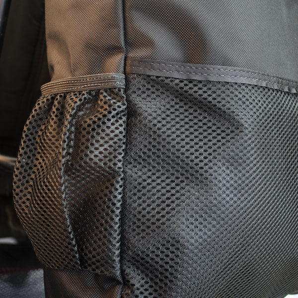 WH165DL Pocket Detail on Wheelchair Backpack bag