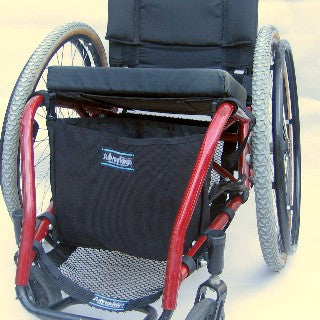 WH105  WHEELCHAIR JUST A SAC - DOWN UNDER™ - Advantage Bag Company - 1