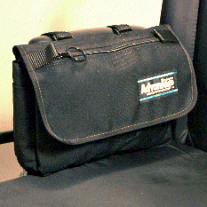 WH155 WHEELCHAIR AND SCOOTER SIDE PAC™ - WHEELCHAIR ARMREST BAG