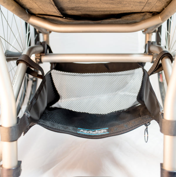 Wheelchair Cargo Net - WH195-2 Wallaby Catch-All Too