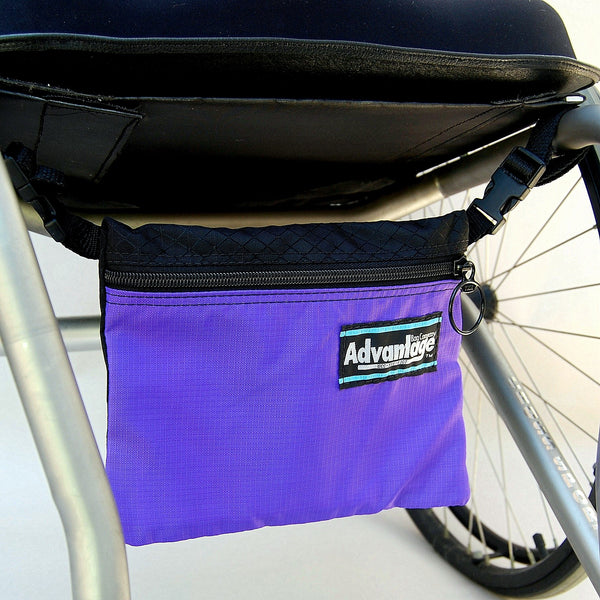 WH810 WHEELCHAIR EIGHT TEN PAC™ - Advantage Bag Company - 2