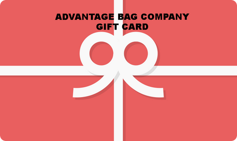 Advantage Bag Company Gift Card