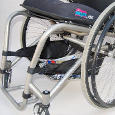 WH190-2 WHEELCHAIR CATCH-ALL TOO™ - Advantage Bag Company - 1