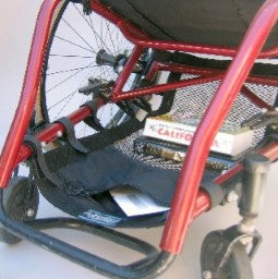 WH195 WHEELCHAIR WALLABY CATCH ALL™ - Wheelchair Cargo Net