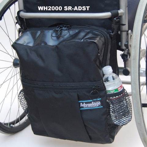 WH2000 WHEELCHAIR OR SCOOTER MILLENNIUM PAC™ - Advantage Bag Company - 1