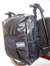WH2000 WHEELCHAIR OR SCOOTER MILLENNIUM PAC™ - Advantage Bag Company - 3