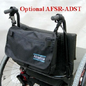 WS100 WHEELCHAIR/SCOOTER LARGE SIDE PAC™ - Advantage Bag Company - 2