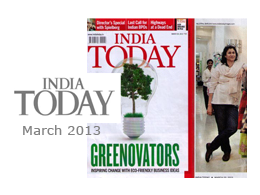 India Today 25 March, 2013