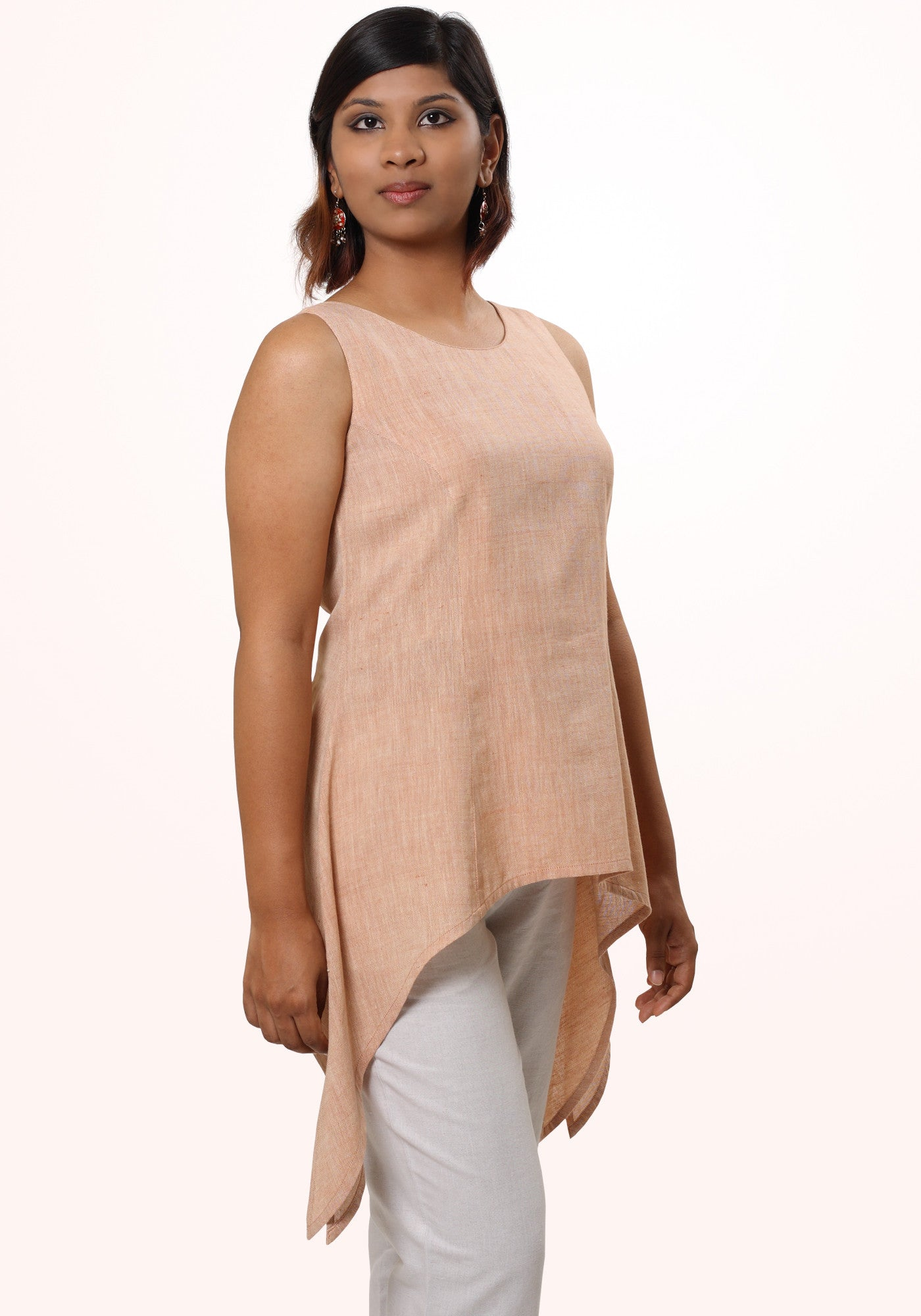 Handkerchief hem Tunic - MINC ecofashion