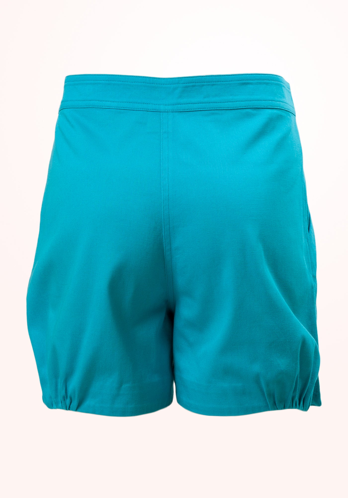 Blue Lagoon Girls Shorts in Cotton Twill - MINC ecofashion