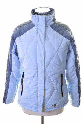 Helly Hansen Womens Padded Jacket Size 10 Small Multi Polyester Nylon Duck Down