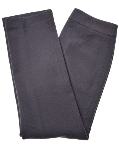 ICEBERG Womens Trousers W30 L32 Black