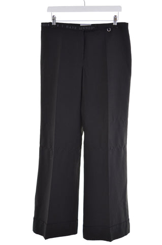 Richmond Womens Trousers W32 L32 Black Wide Leg