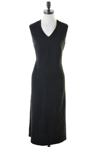 JIGSAW Womens Sheath Dress Size 10 Small Black Polyester