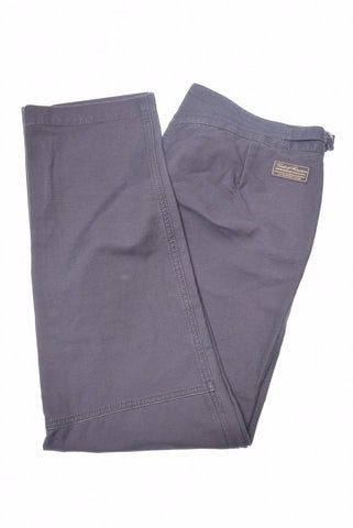 CONTE OF FLORENCE Womens Trousers W32 L28 Black Cotton