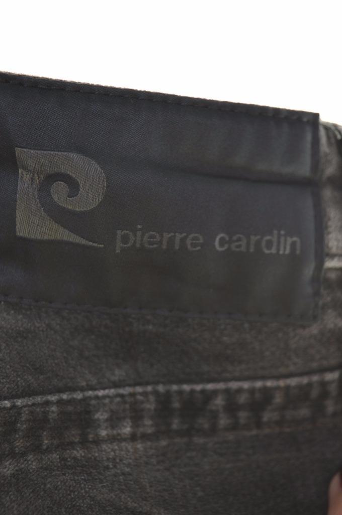 Pierre Cardin Womens Corduroy Jeans Size 38 W30 L28 Grey Cotton Straight - Second Hand & Vintage Designer Clothing - Messina Hembry