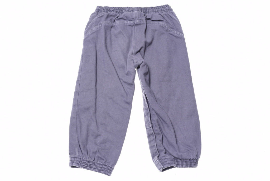 PUMA Boys Trousers Size 12 Small W18 L16 Grey Cotton - Second Hand & Vintage Designer Clothing - Messina Hembry