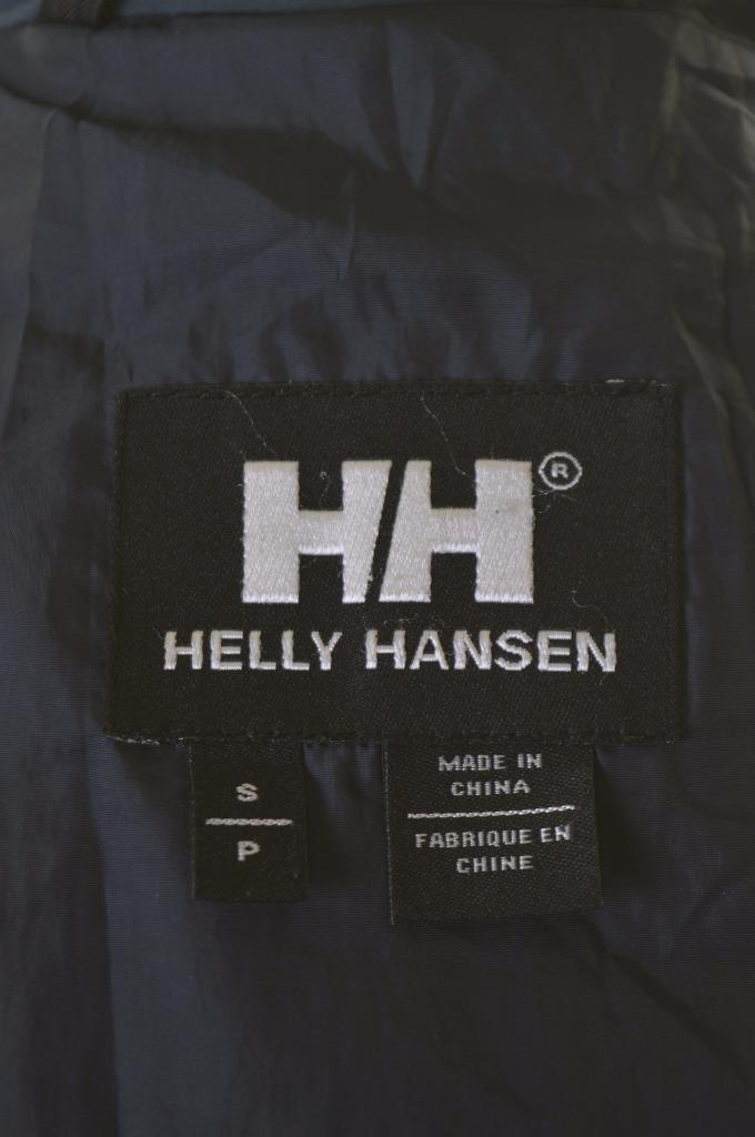 Helly Hansen Womens Padded Jacket Size 10 Small Multi Polyester Nylon Duck Down - Second Hand & Vintage Designer Clothing - Messina Hembry