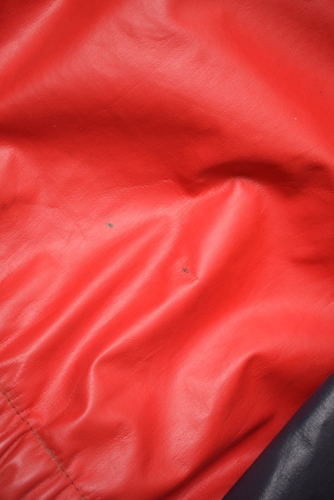 HELLY HANSEN Boys Raincoat Size 2T Small Red Blue Polyester - Second Hand & Vintage Designer Clothing - Messina Hembry