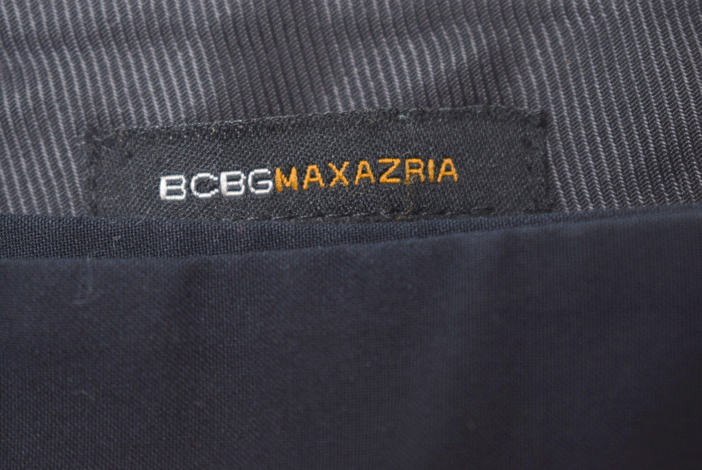 BCBG MAX AZIRIA Womens Trousers W30 L29 Black Polyester - Second Hand & Vintage Designer Clothing - Messina Hembry
