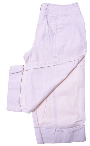 ANN TAYLOR LOFT Womens Shorts W28 White Cotton