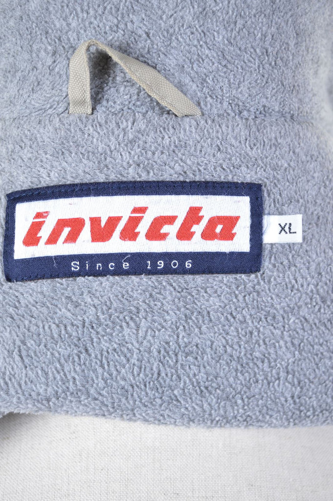 INVICTA Mens Windbreaker Jacket Size 42 XL Brown Nylon - Second Hand & Vintage Designer Clothing - Messina Hembry