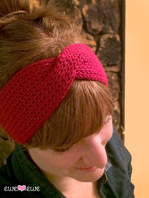 Heads /& Tails Headband for Women Scarf Hats Legwarmers Knitting Patterns Mittens Gloves Beehive Patons 261