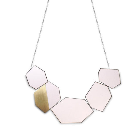 Formica Ella Necklace Just Rose