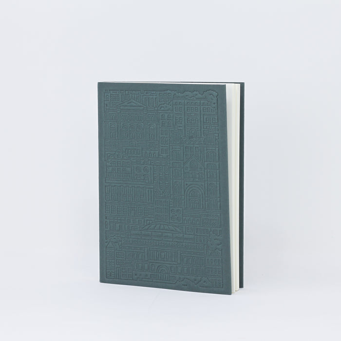 Kensington Debossed Notebook