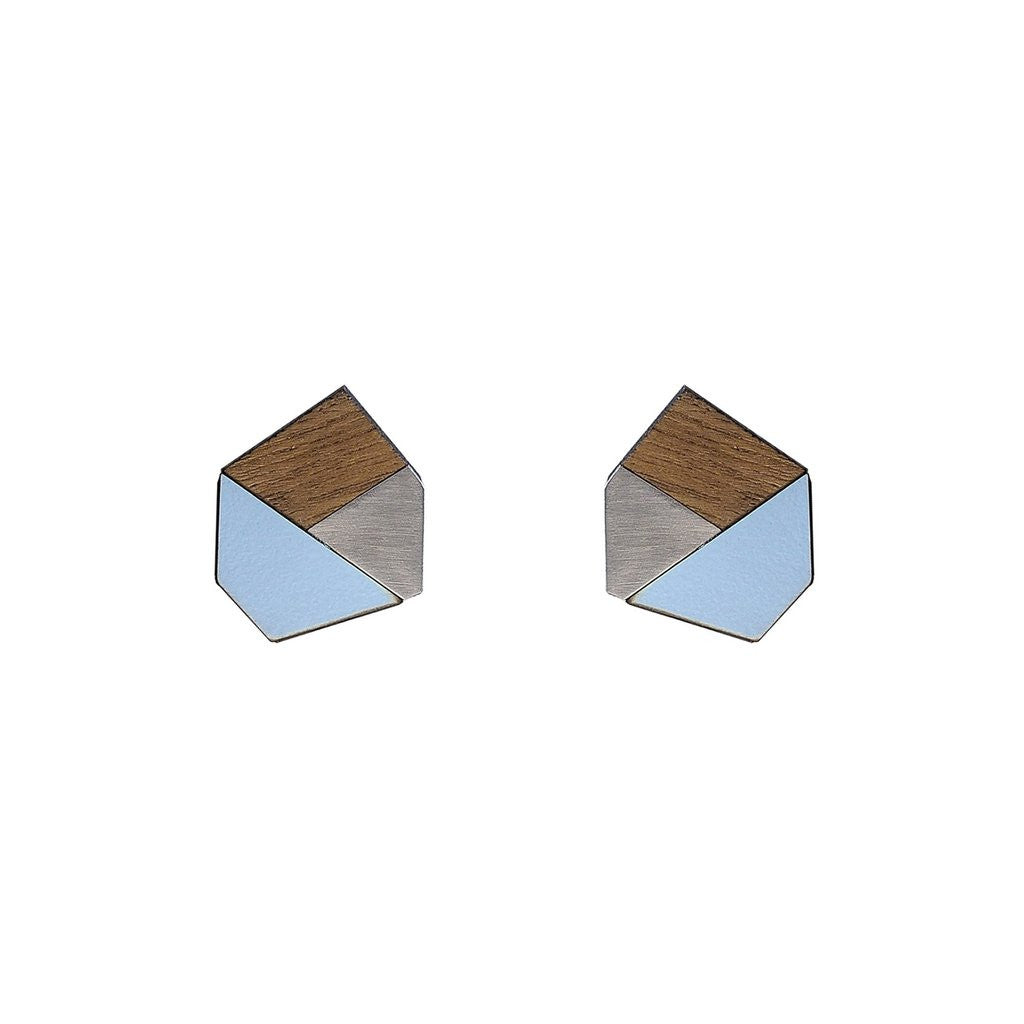 Formica Gwen Studs Peaceful Blue