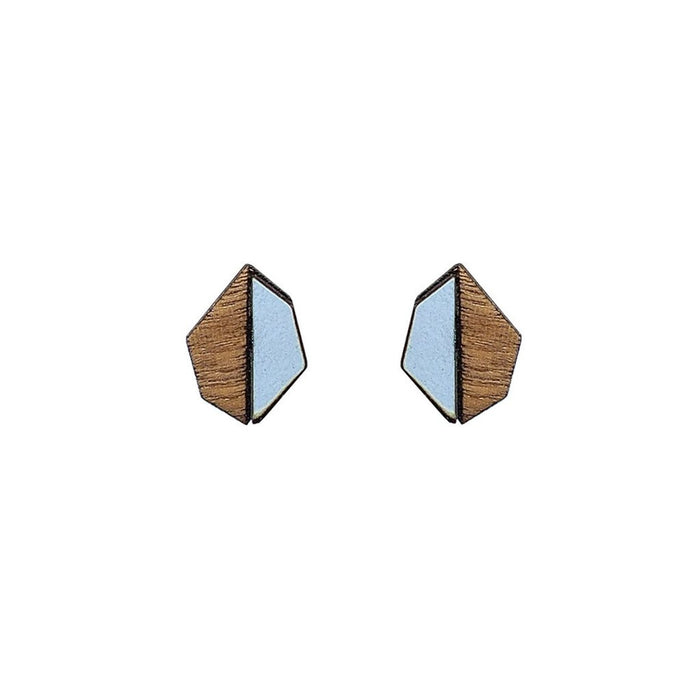 Peaceful Blue Evelyn Earrings