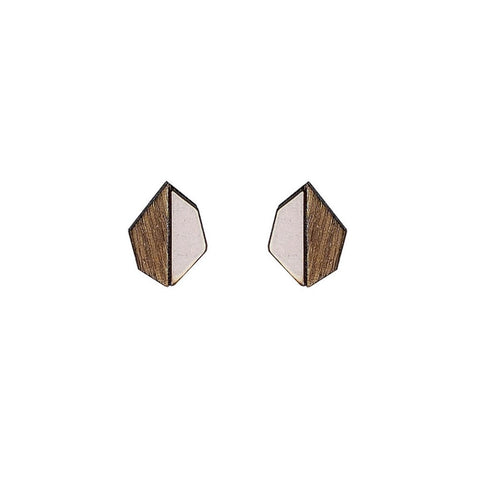 Formica Evelyn Studs Just Rose