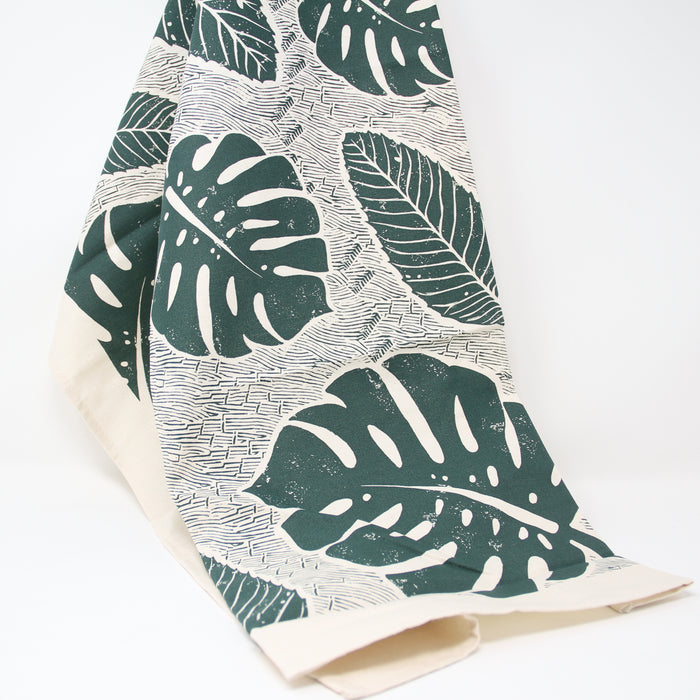 'Leaf' tea towel by Studio Wald.