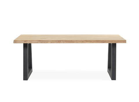 Tafel TROY TRUNK OAK boomstamblad