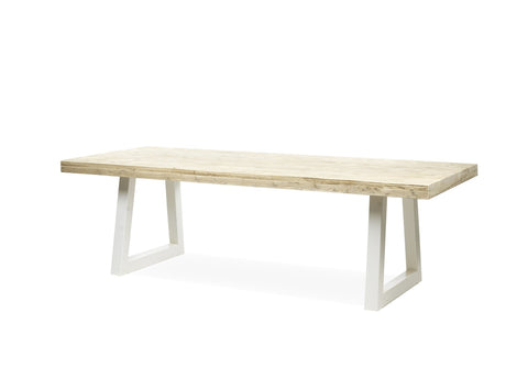 Tafel TROY WHITE