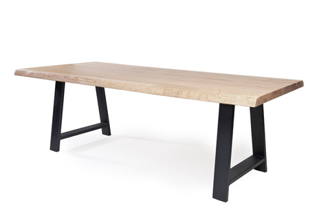 Tafel HERO TRUNK OAK BOOMSTAMBLAD