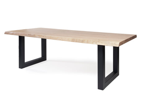 Tafel UNA TRUNK OAK BOOMSTAMBLAD