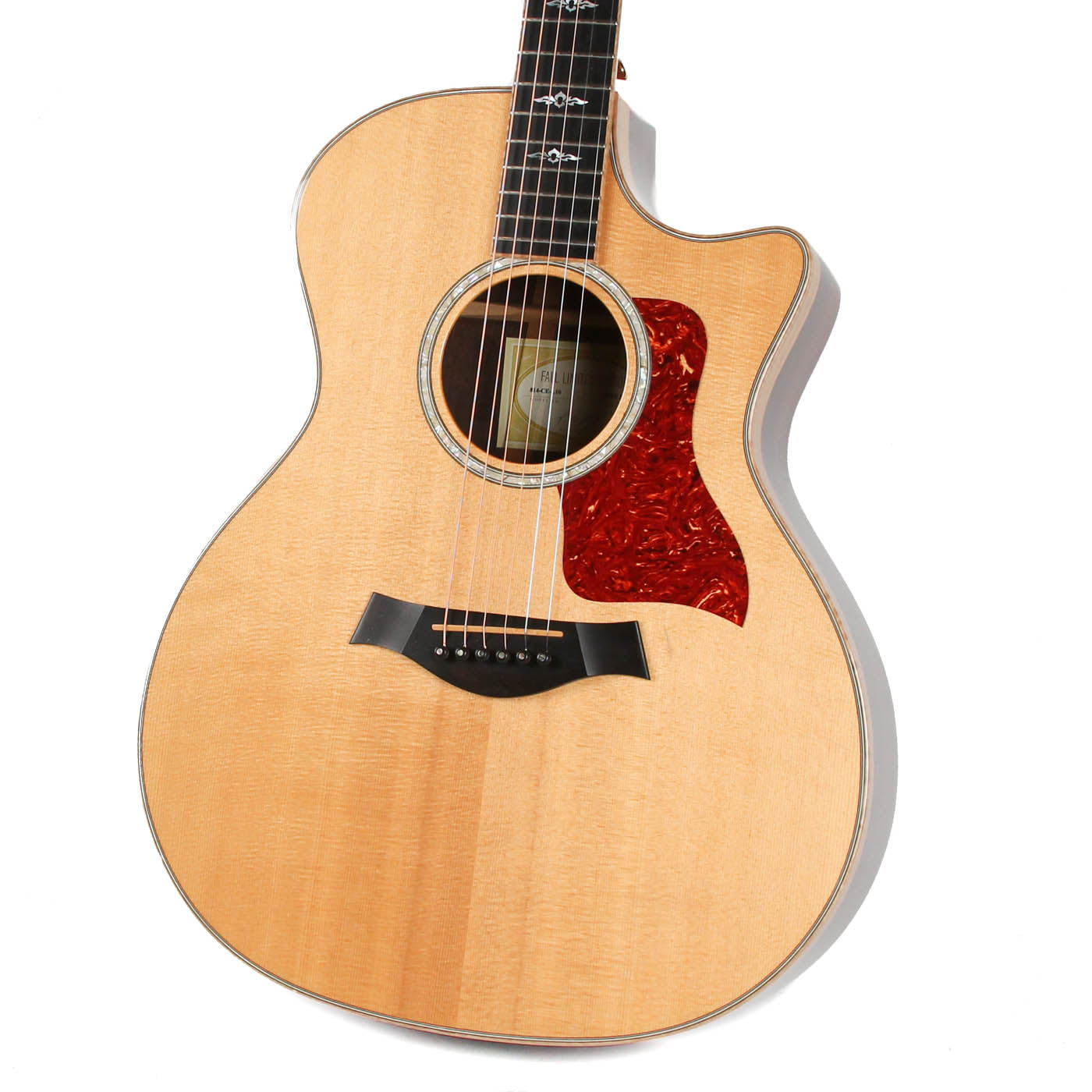 2005 Taylor 814ce L-10 Fall Limited Edition Natural image 2