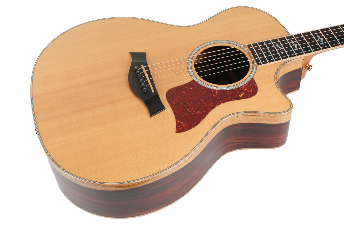 2005 Taylor 814ce L-10 Fall Limited Edition Natural image 7