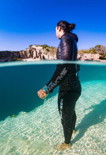 Q&A Interview with Adam Stern (Free Diver)
