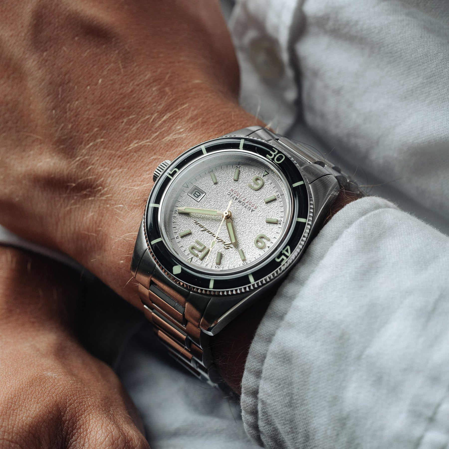 Spinnaker Watches review