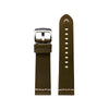 Marino Italian Made Leather Strap -24mm