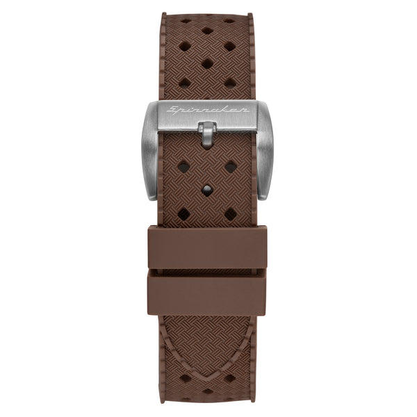 Oahu Tropic Rubber Strap - 22mm