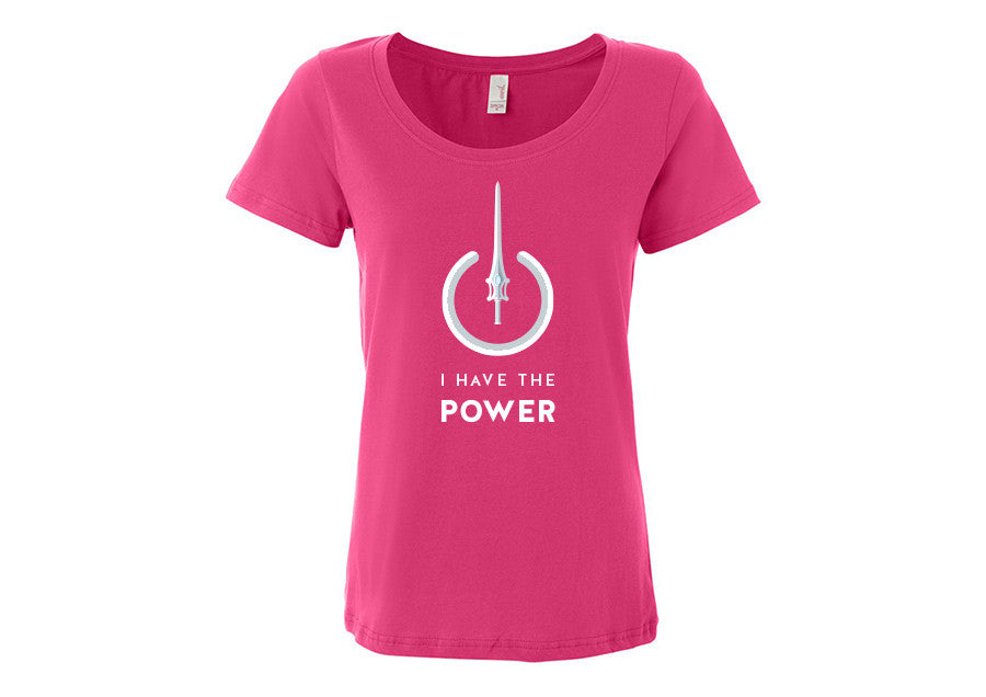 She-Ra: Power Icon Ladies T-Shirt
