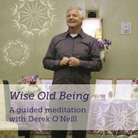 Wise Old Being Guided Meditation CD