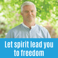 Free Audio File: Let Spirit Lead You To Freedom