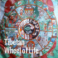 Tibetan Wheel of Life Teachings Tour