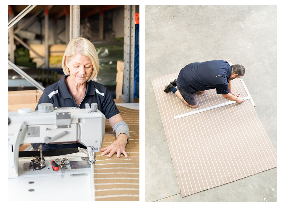 Outdoor Lifestyle Rugs | Made in Australia