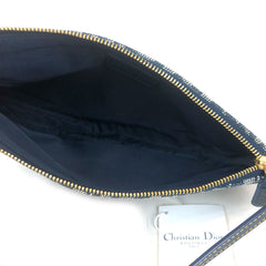DIOR • Saddle Pouch • Blue