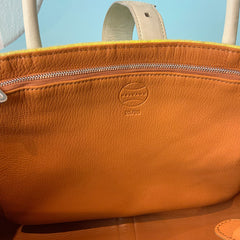 DELVAUX • Roland Garros • Yellow - ULTRA COLLECTOR - bag 25/30